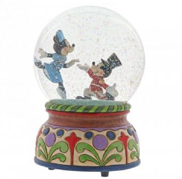 Disney Traditions 6000944 Nutcracker Musical Waterball